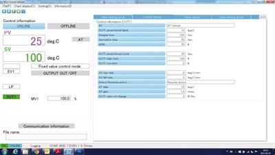 Oprogramowanie SWC-BCx01M