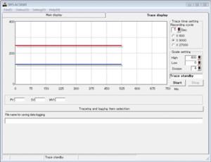 Regulator ACS-13A - oprogramowanie SWM-ACS01M