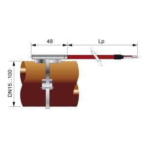 Czujnik temperatury TOPR-5