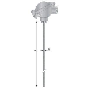 Płaszczowe czujniki temperatury PTTJ-NA, PTTK-NA, PTTN-NA – http://acse.pl
