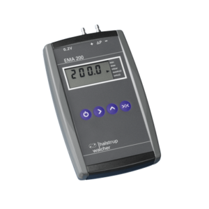 Manometry cyfrowe EMA-200