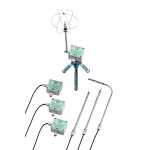 Przetworniki prędkości powietrza HD403TS i HD4V3TS