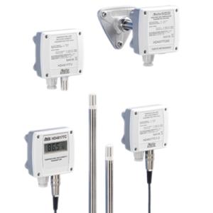 Przetworniki wilgotności HD4901T, HD4917T i HD4977T