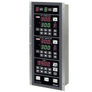 Dwukanałowe regulatory temperatury BOC-610 i BOC-620