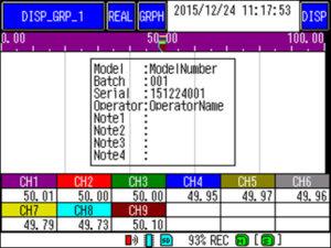 Zgodność rejestratorów VM7000A z Przemysł 4.0