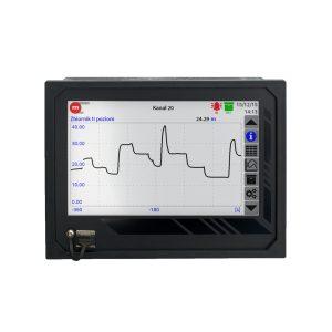 Wielokanałowy rejestrator elektroniczny DL7