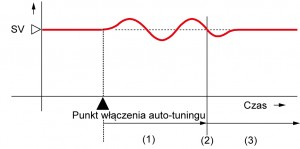 Auto-tuning PID - regulatory temperatury