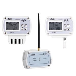 Dataloggery wilgotności i temperatury HD35ED i HD35EDW