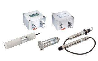 Przetworniki ciśnienia, różnicy ciśnień i poziomu