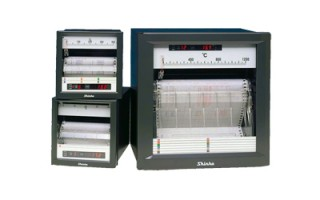 Rejestratory temperatury papierowe