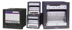 Wielokanałowe rejestratory temperatury (papierowe, bezpapierowe, cyfrowe, elektroniczne, wideograficzne, graficzne)