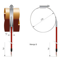 Czujnik temperatury TOPR-6