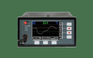 Cyfrowe i elektroniczne rejestratory temperatury