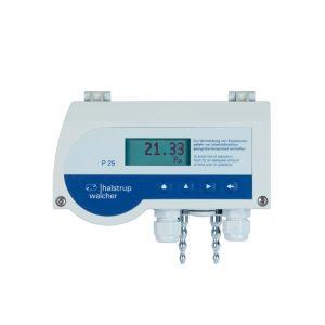 Przetworniki niskiego ciśnienia i różnicy ciśnień P29