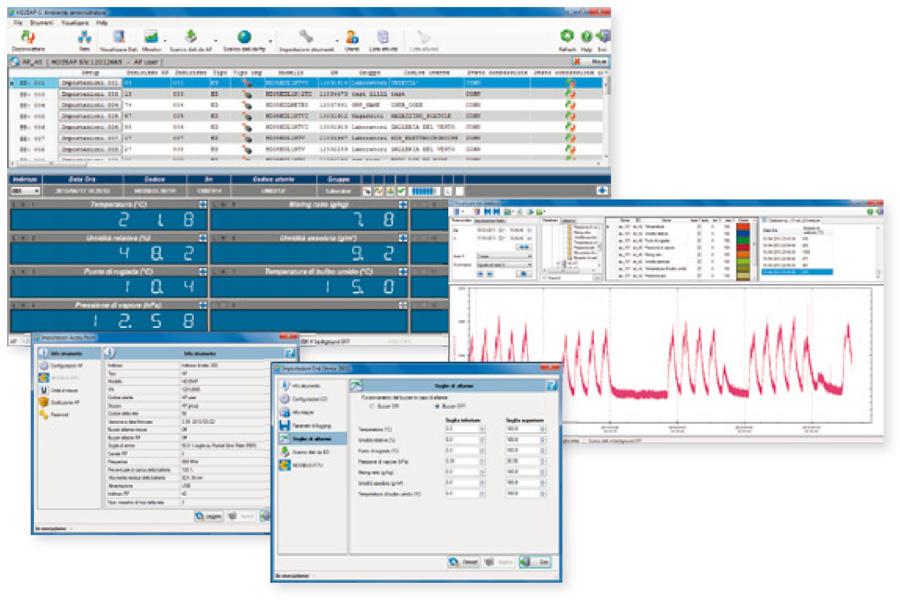 Oprogramowanie HD35AP-S