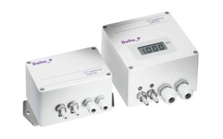 Przetworniki ciśnienia i różnicy ciśnień