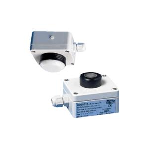 Przetworniki natężenia oświetlenia i promieniowania HD2021T