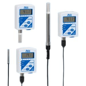 Minidataloggery wilgotności i temperatury HD208 – Delta Ohm