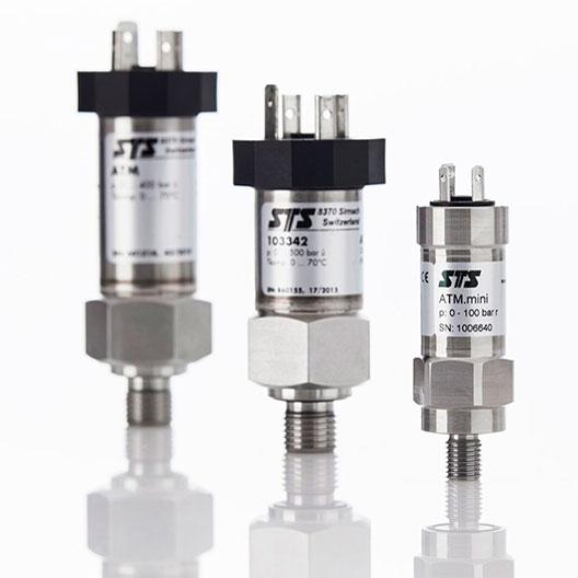 Bardzo dobra Przetworniki ciśnienia i przetworniki różnicy ciśnień - Czujniki UR18