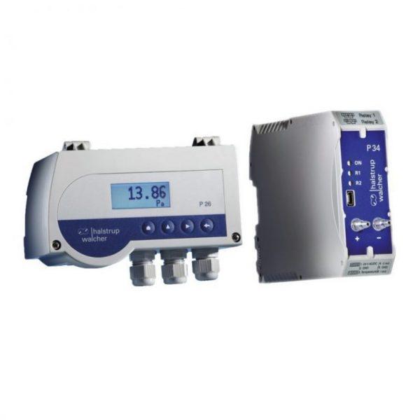 Przetworniki niskich ciśnień i różnicy ciśnień P26 i P34