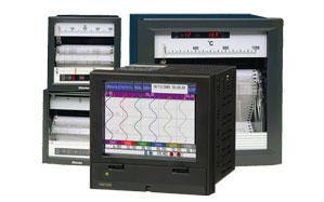 Rejestratory temperatury i procesu