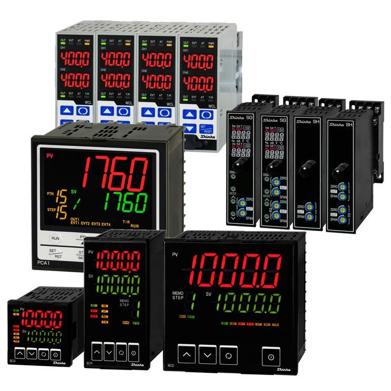 Regulatory, termoregulatory i kontrolery temperatury