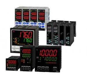 Cyfrowe regulatory temperatury i procesu Shinko Technos