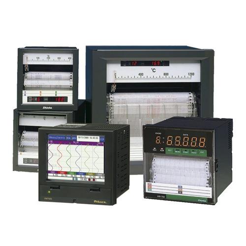 Przemysłowe rejestratory temperatury