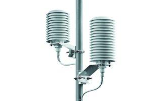 Przetworniki wilgotności, temperatury i ciśnienia barometrycznego do stacji meteo