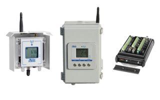 Rejestratory parametrów meteorologicznych do stacji meteo